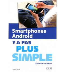 9782754090087-Smartphones Android : y a pas plus simple