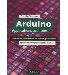 9782100582051 - Arduino : applications avancées