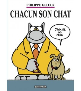 Le Chat, Vol. 21. Chacun son chat