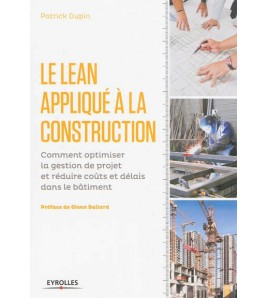 9782212138320 - Le lean appliqué à la construction