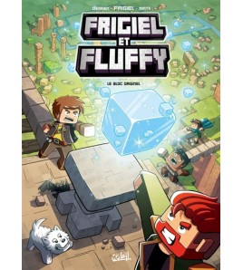 Frigiel et Fluffy, Vol. 3. Le bloc originel