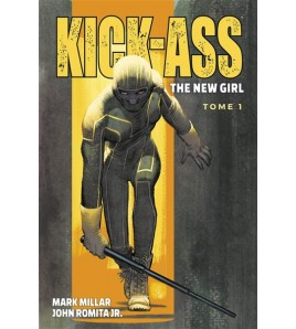 Kick-Ass, Vol. 1. The new girl