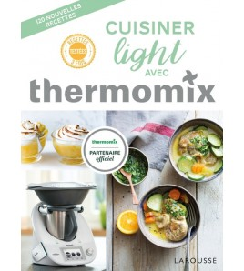 9782035954862 - Cuisiner light avec Thermomix