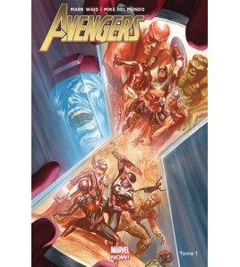 Avengers : guerre totale, Vol. 1 - 9782809474947