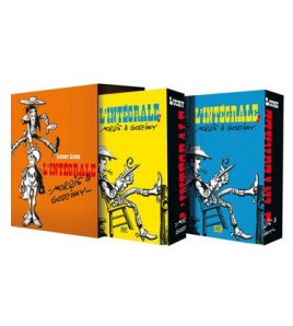 Coffret Lucky Luke - 9782884714570