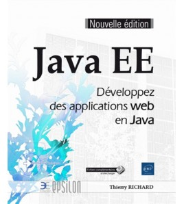 Java EE : développez des applications web en Java - 9782409006913