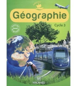 9782210522022 - Géographie cycle 3