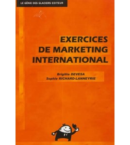 Exercices de marketing international - 9782843478710