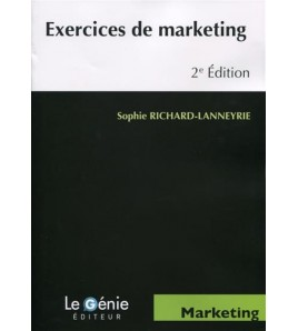 Exercices de marketing - 9782843479700