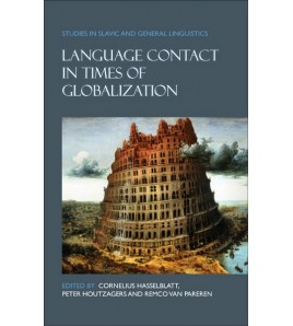 9789042033436 - Language contact in times of globalization