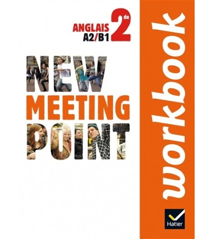 9782218961991-New meeting point 2de : anglais : workbook