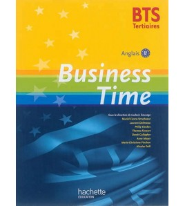 9782013999007-Business time : BTS tertiaires : anglais B2