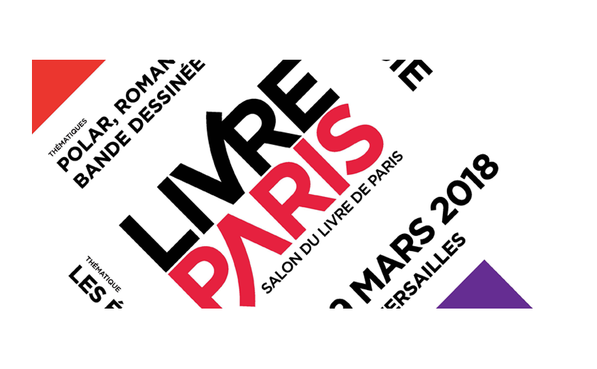Salon du livre paris du 16 au 19 mars 2018 for Salon informatique paris